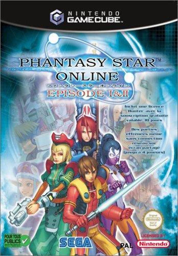 phantasy  star online I & II